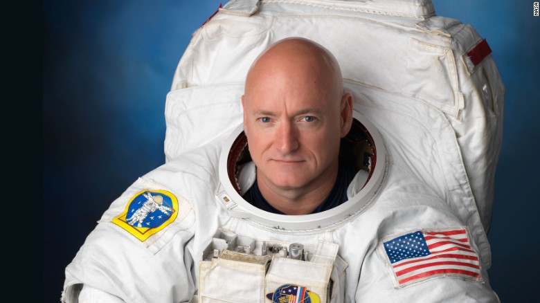 NASA astronaut to be first American in space for 1 year