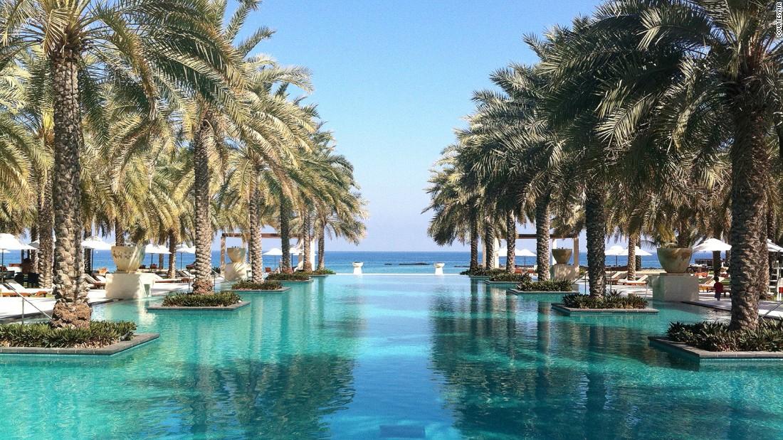 Las mejores piscinas de hoteles for Hoteles en portonovo con piscina
