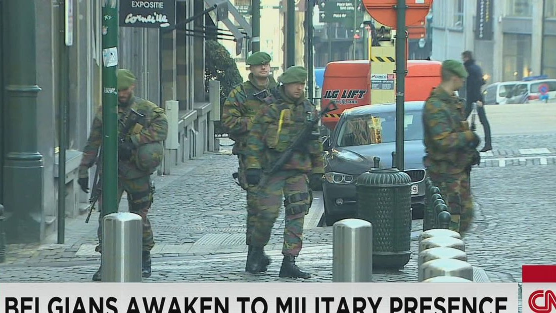 Security boosted as Europe scrambles to handle growing threats