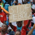 africa cup of nations ebola poster
