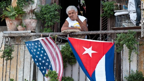 The U.S. and Cuba: A love story