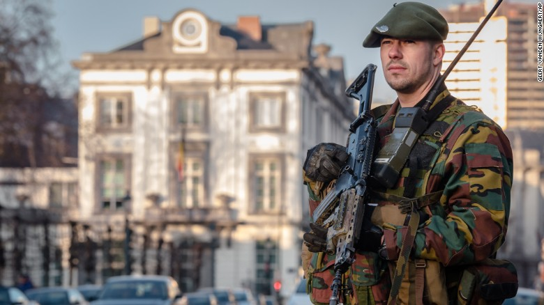 Why is terror recruiting so successful in Belgium?