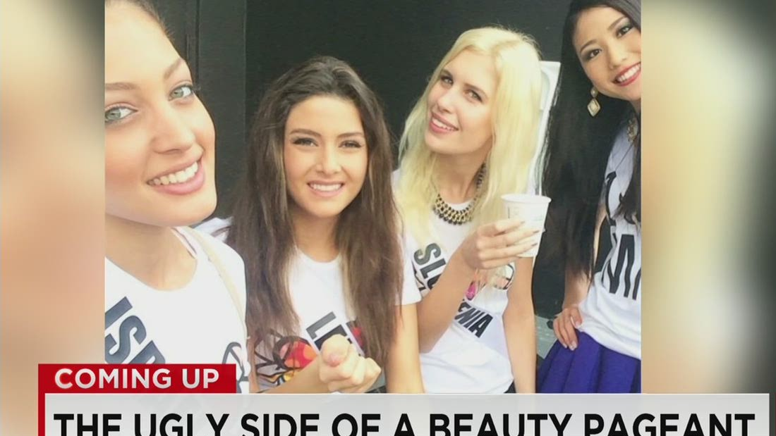 Miss Lebanon distances herself from photo with Miss Israel