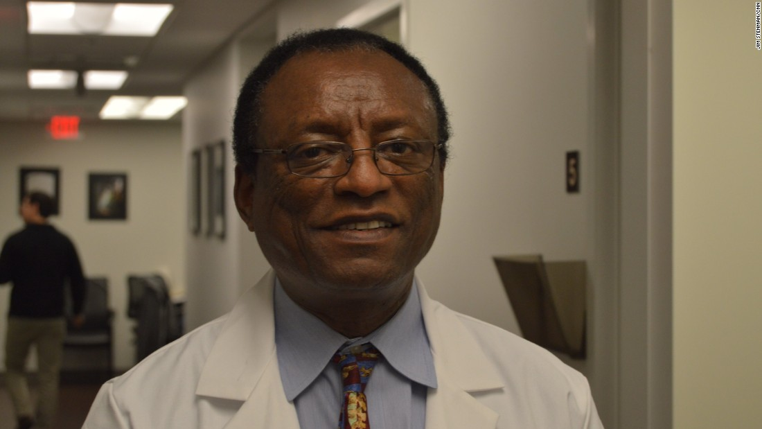 Dr. Said Osman is a world-renowned spine surgeon from Kenya. He is currently based in the U.S. state of Maryland.