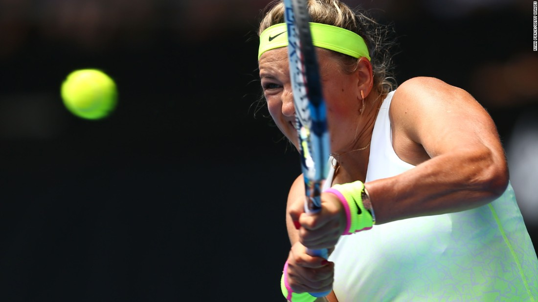 Azarenka entered the Australian Open under the radar after her ranking slipped last year. But she's a two-time champion at the year's first major.