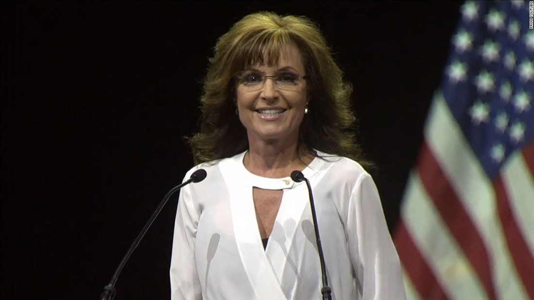 "Palin shocked both liberal and conservative commentators at the National Rifle Association's annual meeting in April when she said, ""Well, if I were in charge, they would know that waterboarding is how we baptize terrorists."""