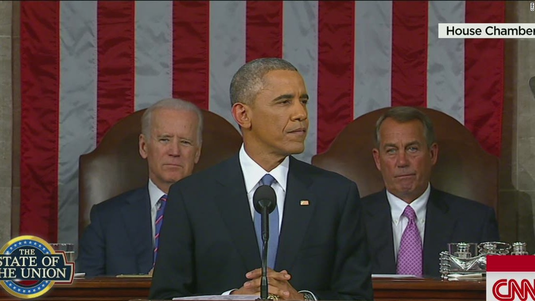 State of the Union 2015: Full transcript