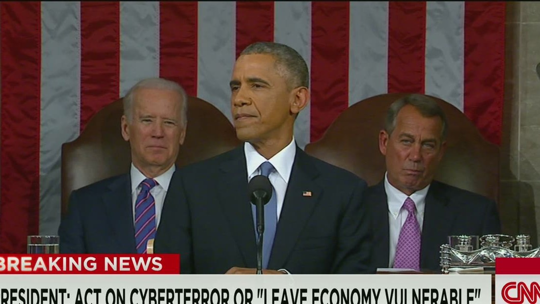What didn't make the State of the Union?