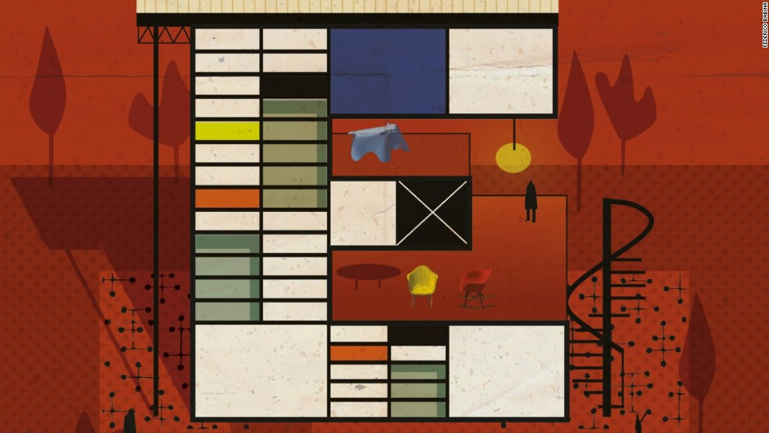 'E' is for 'Eames'...Learn the A to Z of architecture