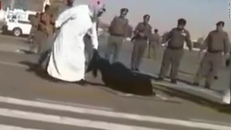 Execution in Saudi Arabia sparks condemnation