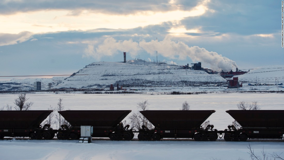 The mine is operated by the state-owned firm LKAB and has been an integral part of Kiruna's 120-year history. It currently employs around 4,000 people and is the backbone of the local economy, according to Goran Cars, head of development at the Kiruna municipality.