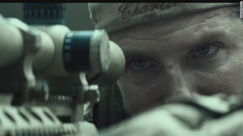 What makes 'American Sniper' different?
