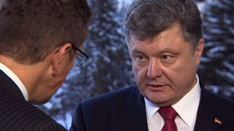 Poroshenko: Putin has united Ukraine