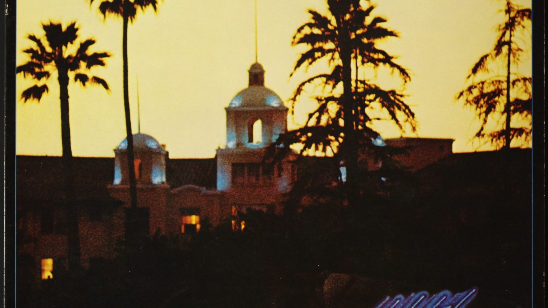 Will we all be living it up at the Hotel California?