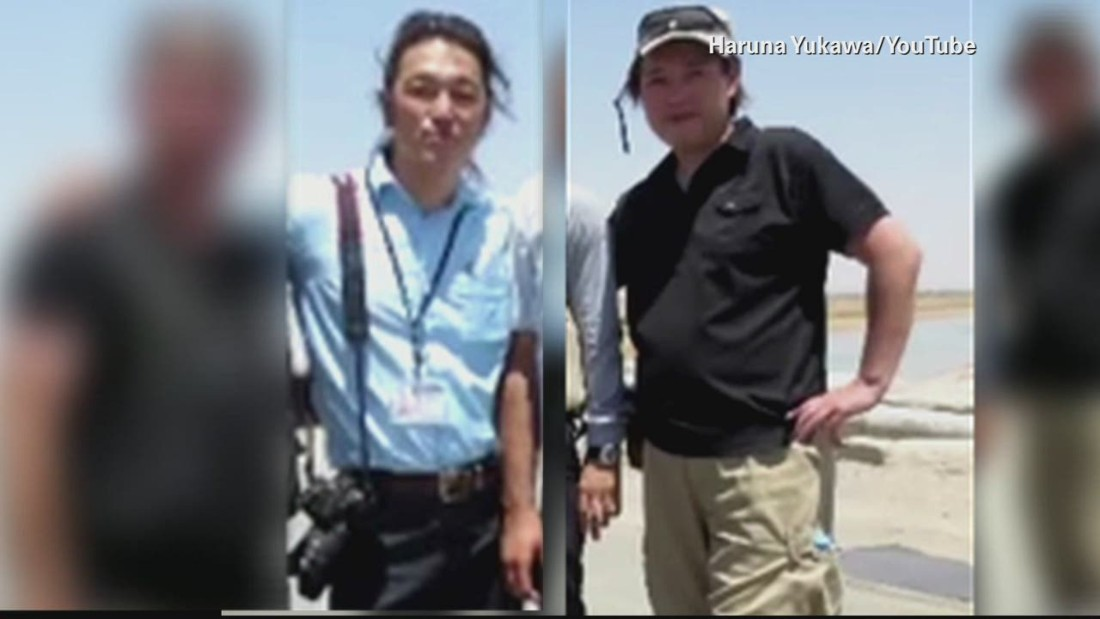 With time ticking on hostages, Japan wants to communicate with ISIS
