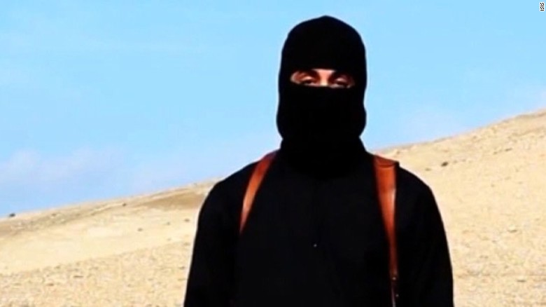 U.S.: 'Jihadi John' targeted in drone strike