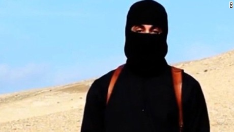 ISIS confirms death of 'Jihadi John'