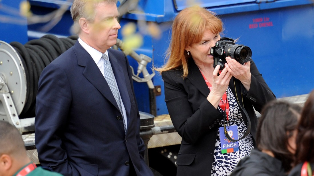 "In 2010, Prince Andrew had to distance himself from his ex-wife Sarah Ferguson's alleged offer to an undercover reporter to sell access to him for £500,000 ($723,000). ""The Duke of York categorically denies any knowledge of any meeting or conversation between the Duchess of York and the News of the World journalist,"" Buckingham Palace said."