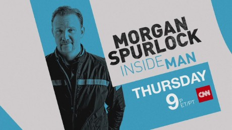 CNN Morgan Spurlock Inside Man Thursday 9p_00002322