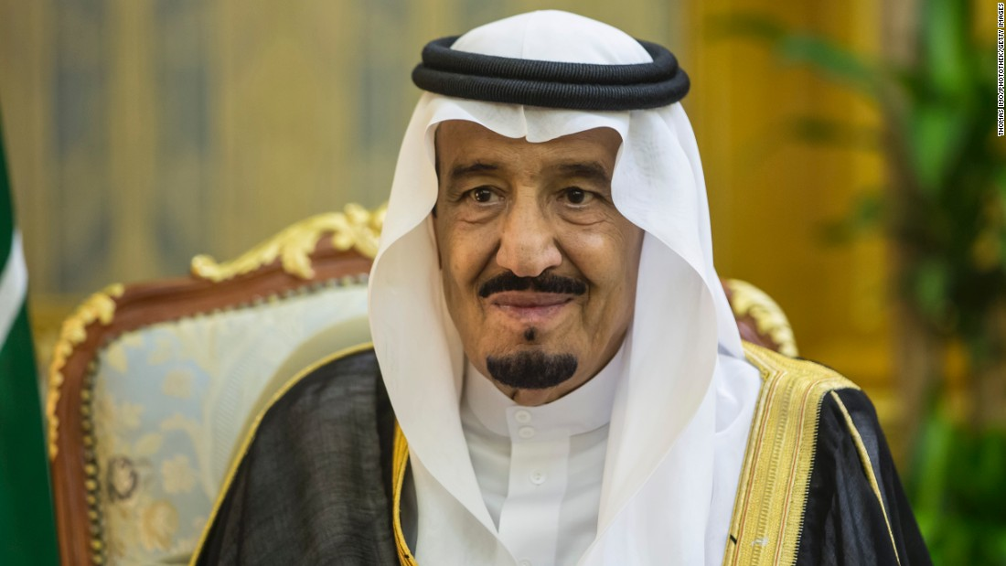 King Salman bin Abdulaziz al Saud succeeded one of his brothers, King Abdullah, on the throne of Saudi Arabia in January 2015.