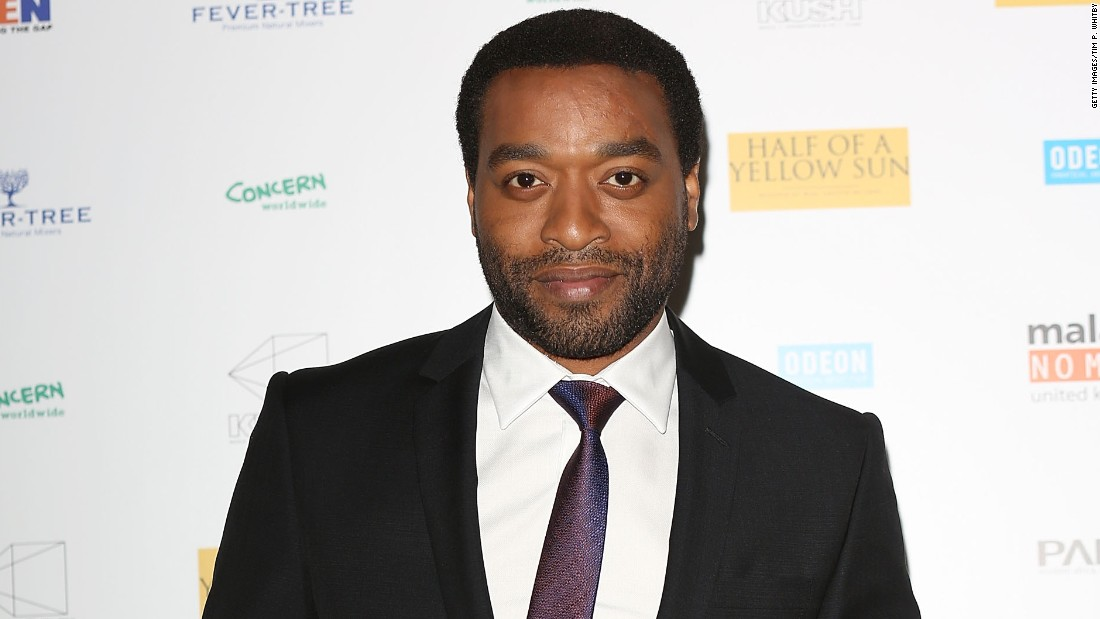 "Chiwetel Ejiofor plays Baron Mordo in the upcoming ""Doctor Strange."""