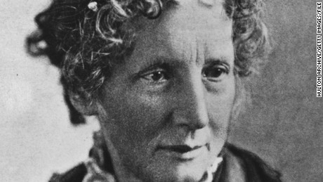 "Harriet Beecher Stowe's best-selling novel ""Uncle Tom's Cabin"" popularized the anti-slavery campaign."