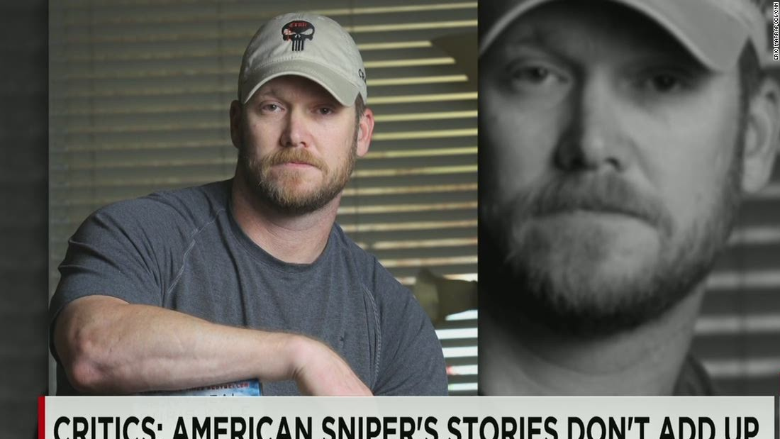 Navy probing discrepancies in 'American Sniper' medal records
