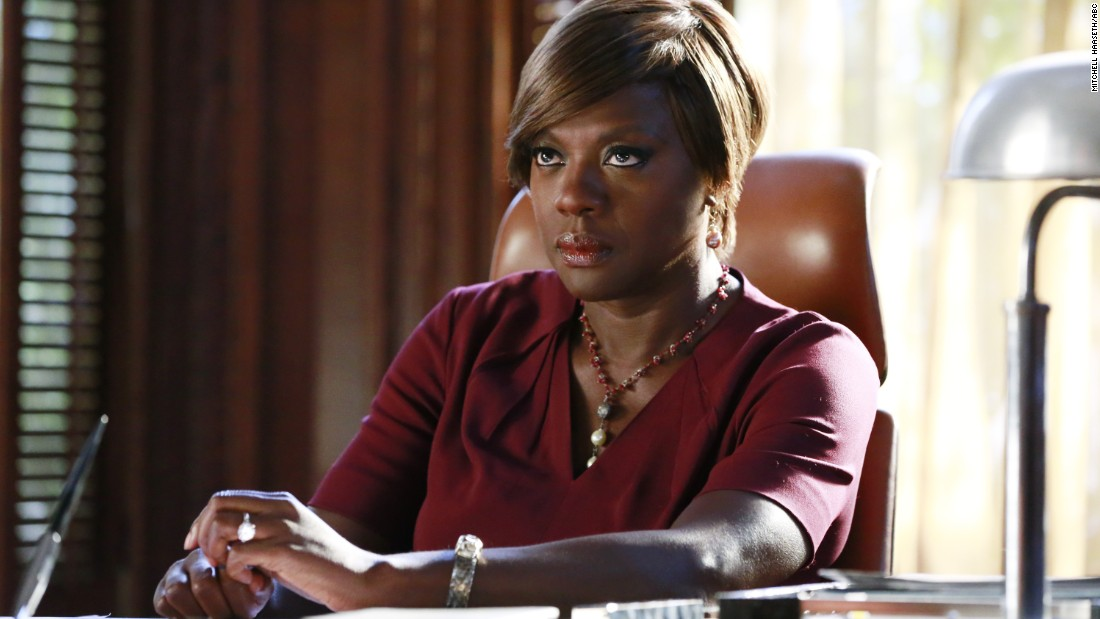 "<strong>Outstanding Lead Actress in a Drama Series:</strong> Viola Davis, ""How to Get Away with Murder"""
