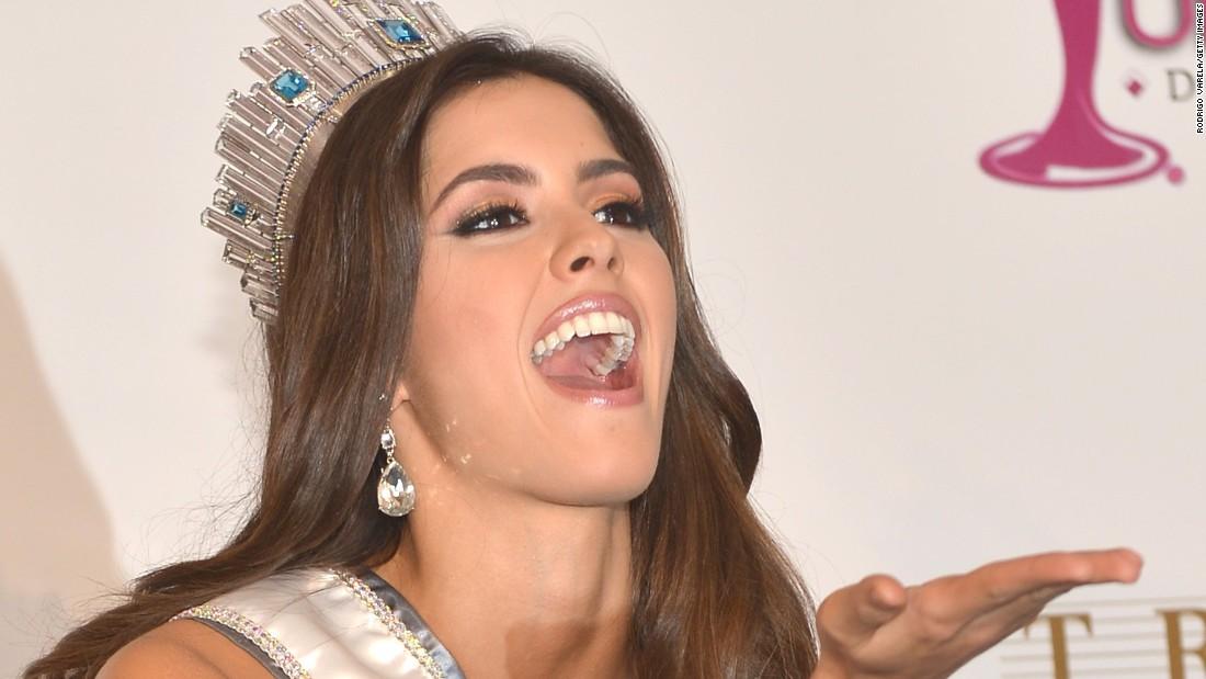 Miss Universe Paulina Vega: The Miss Universe Winner Is ...