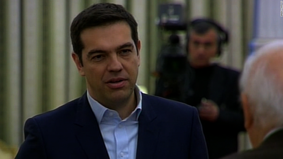 Greek PM vows to make good on campaign pledges - CNN
