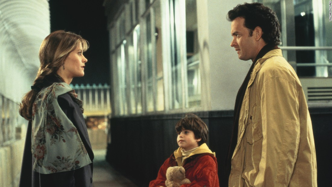 "There are so many things about ""Sleepless in Seattle"" that make us wistful: A) Nora Ephron co-wrote and directed it (may she R.I.P.); B) Meg Ryan and Tom Hanks were the '90s on-screen power couple; and C) the thought of someone finding love through a radio talk show and then flying to meet them is beyond quaint."
