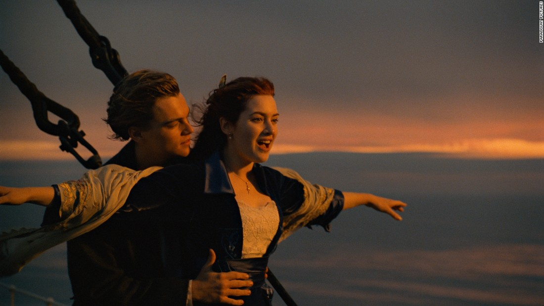 """Titanic"" has been DiCaprio's biggest hit, and his character, Jack (opposite Winslet's Rose), in the 1997 film is beloved."