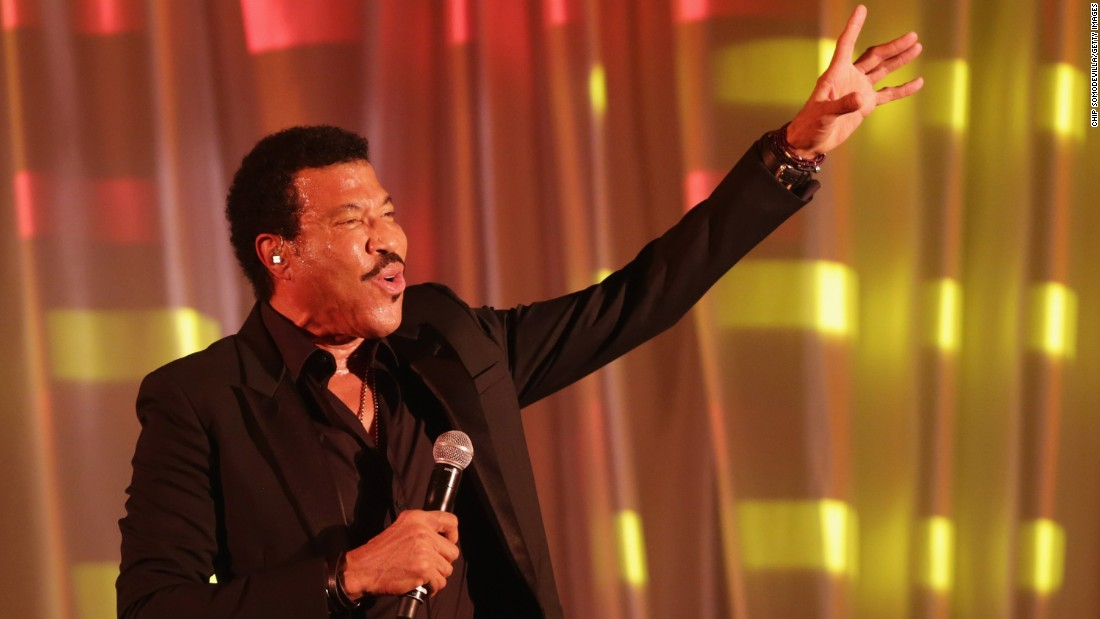 "Lionel Richie, who co-wrote ""We Are the World,"" hit No. 1 with his 2012 album ""Tuskegee"" and continues to tour, where you can hear him sing such hits as ""Hello"" and ""All Night Long."""