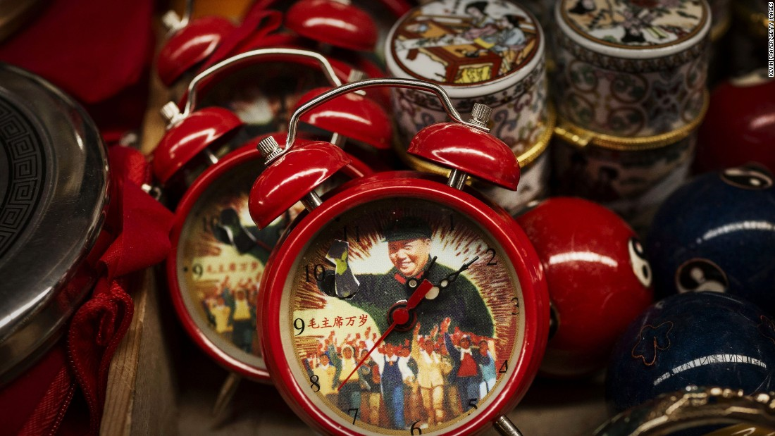 "For people in Chinese-speaking places like Taiwan, Hong Kong and China, a clock is best avoided when it comes to gift giving. It sounds like the word for ""end"" and many associate the object with death, says <a href=""http://www.shanghaidaily.com/Metro/interactive/The-dos-and-many-donts-of-gift-giving-in-China/shdaily.shtml"" target=""_blank"">The Shanghai Daily. </a>"