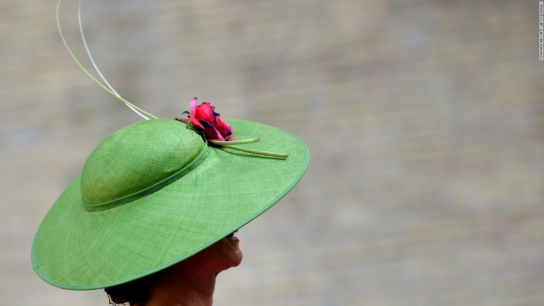 "Green hats are also a no-no, says the paper. ""Wearing a green hat"" is an expression used when a woman cheats on her husband, so definitely a poor choice of gift."