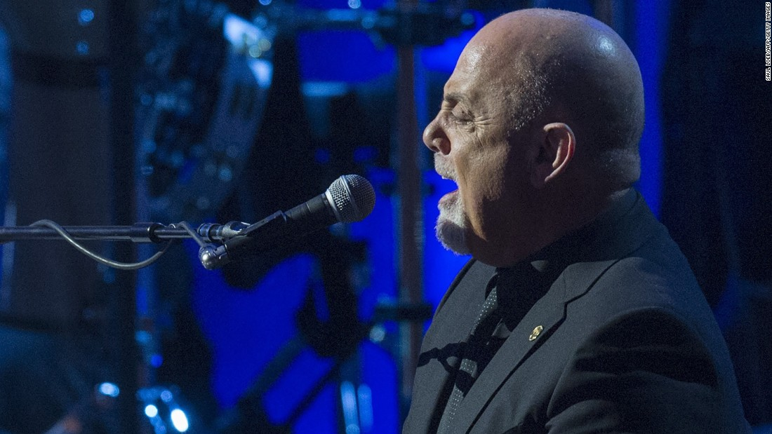 "Billy Joel still tours and has booked monthly gigs at New York's Madison Square Garden. After ""We Are the World,"" he had a No. 1 single with 1989's ""We Didn't Start the Fire"" and hit the top with his albums ""Storm Front"" and ""River of Dreams."" However, his only album of new material since ""Dreams"" has been a classical record, ""Fantasies & Delusions,"" from 2001."