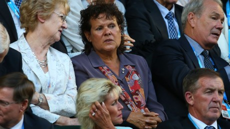 Navratilova has called for the arena to be renamed after Evonne Goolagong.