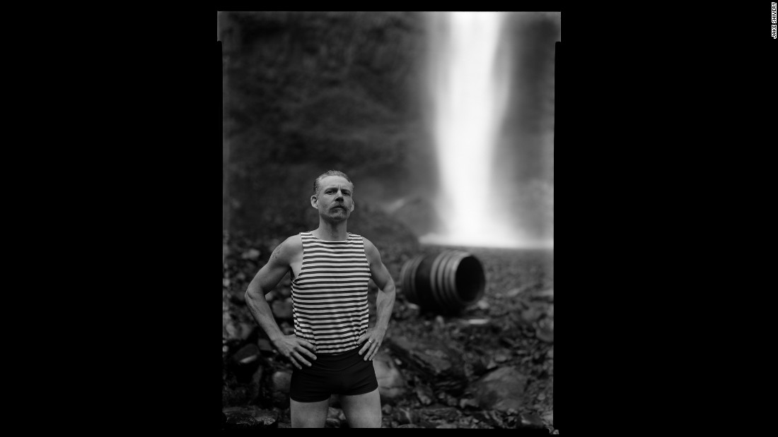 Mr. R. Graves, Latourell Falls, Oregon, 2010