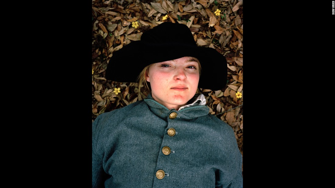 Sarah Berry, 10th Confederate Calvary, had died one time.