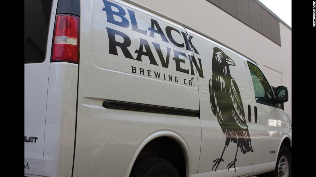 <strong>Tamerlane Brown Porter -- Black Raven Brewing Co. </strong>(Redmond, Washington)<br />