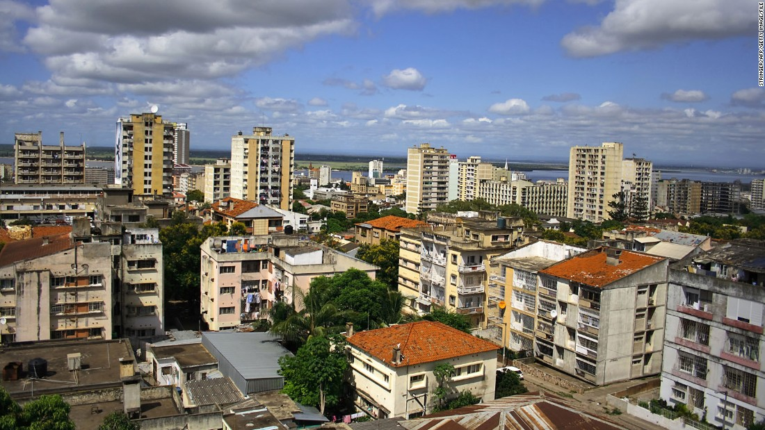 Mozambique's capital city Maputo may lie some 2,000 km south of Pemba, but the metropolis still benefits from the natural resources.