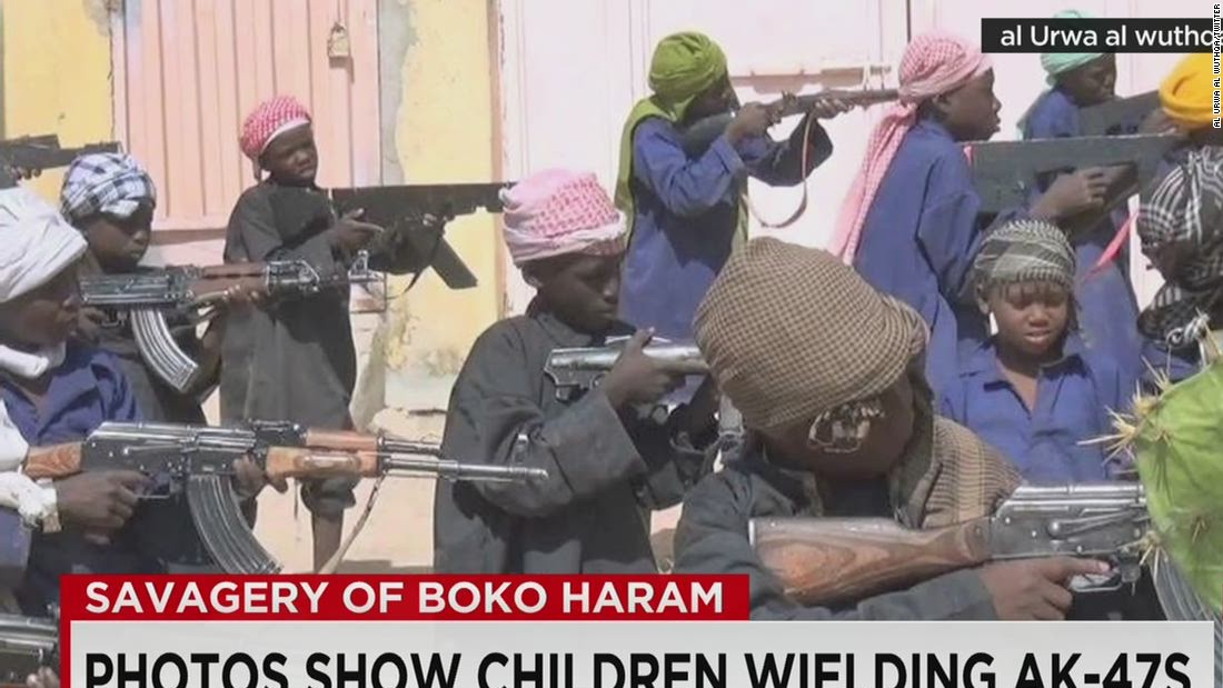 Boko Haram 'slaughter people like animals'