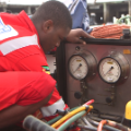 Pemba Mozambique Gas Monitor