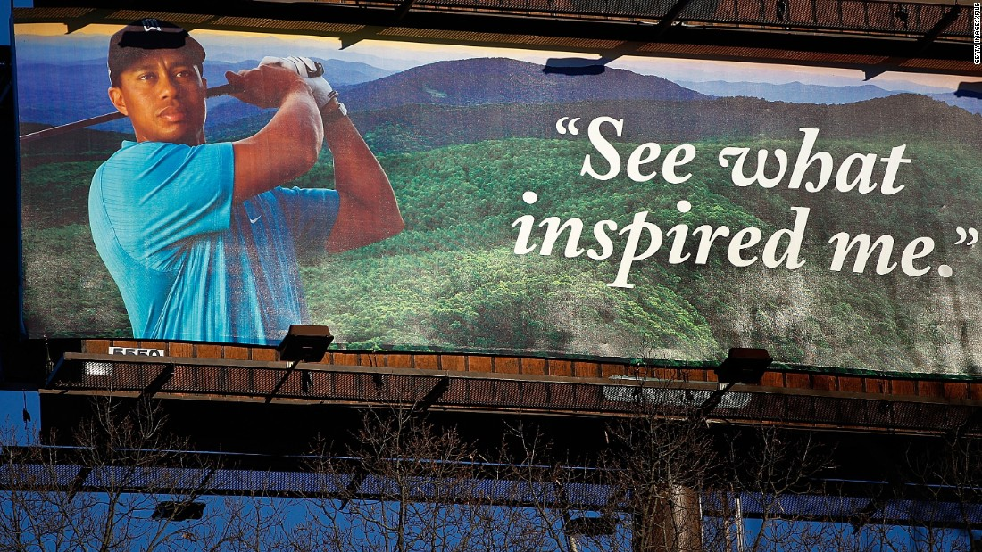 The Cliffs at Asheville in North Carolina is still listed on the Tiger Woods Design website but there is no date for completion. This billboard ad did the rounds in the Asheville area in 2009.