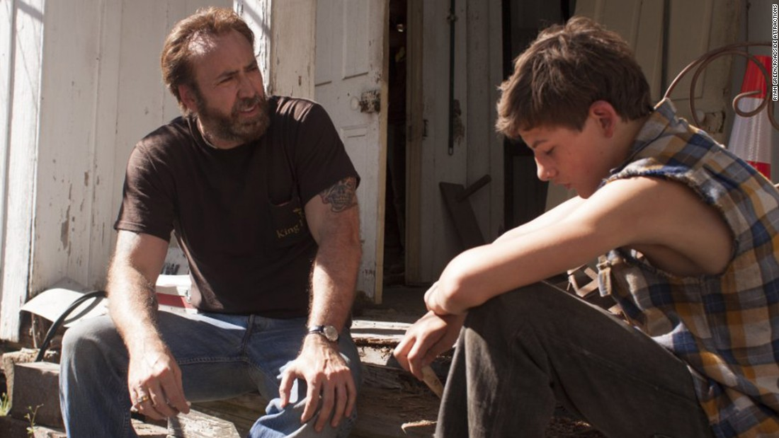 "<strong>""Joe"" (2013)</strong>: Friendship with a teen offers an ex-con a chance at redemption. <strong>(Netflix, Amazon Prime) </strong>"