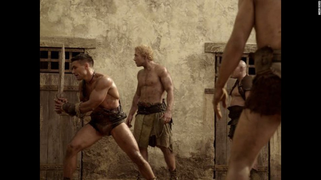 "<strong>""Spartacus"" (Complete series)</strong>: The early life of a gladiator who went on to lead a slave uprising is fictionalized in this Starz series. <strong>(Netflix) </strong>"