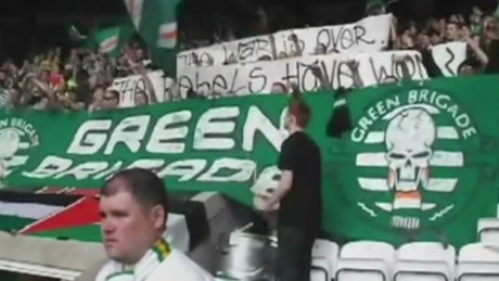Old Firm derby supporters redefine their rivalry