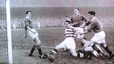 The history behind the famed and fierce Old Firm derby