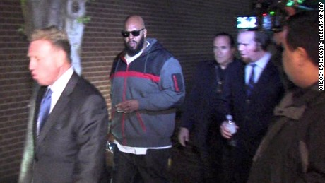 Rap mogul accused in fatal hit-and-run