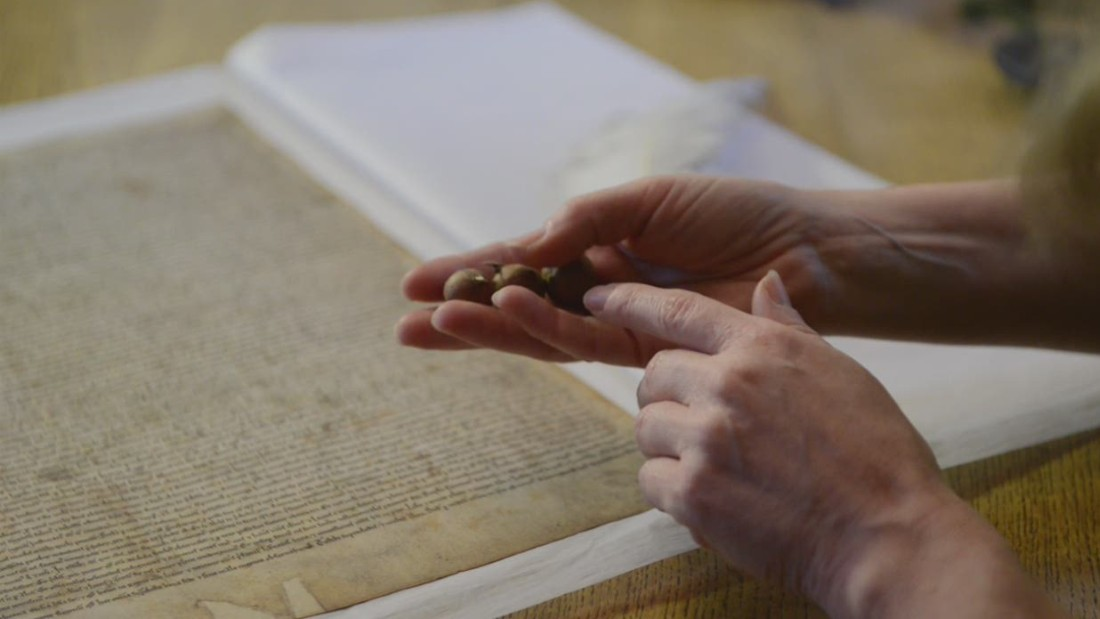 Magna Carta found in scrapbook may be worth millions